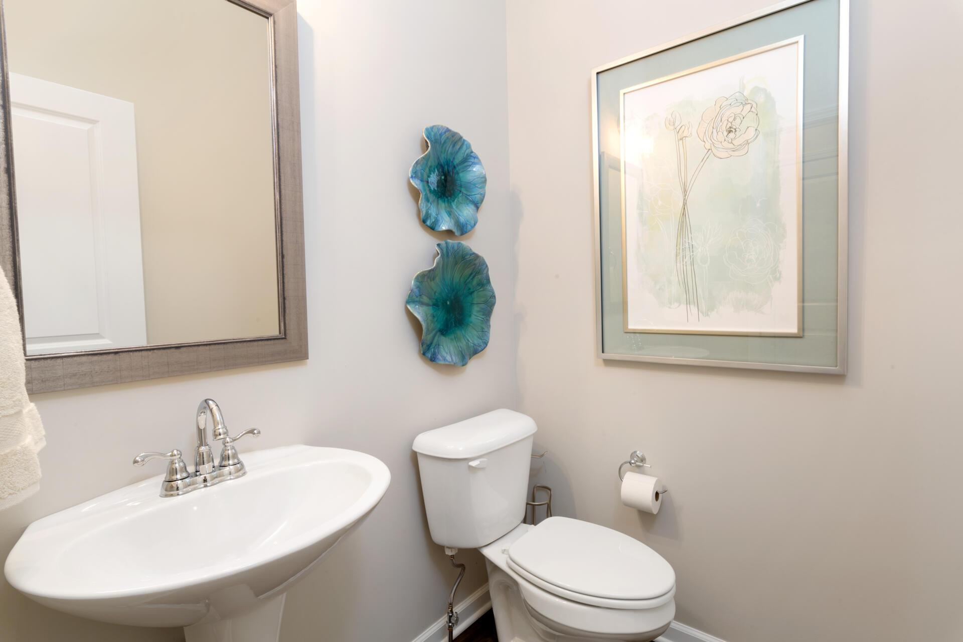 Bathroom featured in the Shelburn By Drees Homes in Indianapolis, IN