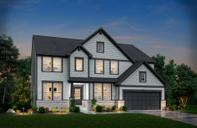 Brentwood by Drees Homes in Indianapolis Indiana