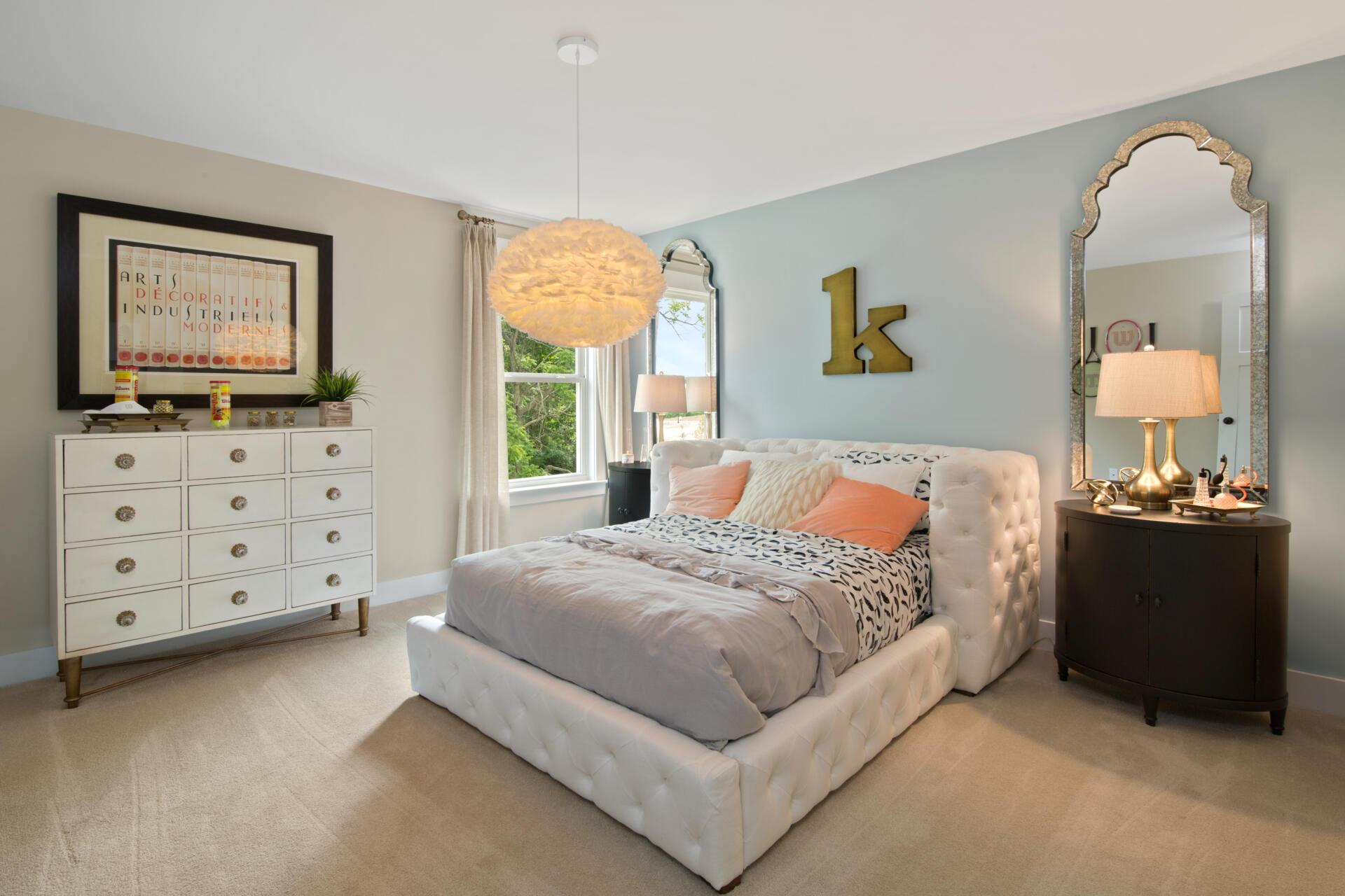 Bedroom featured in the Vanderburgh By Drees Homes in Indianapolis, IN