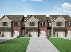 Gramercy - Cantering Hills Condos: Walton, Ohio - Drees Homes