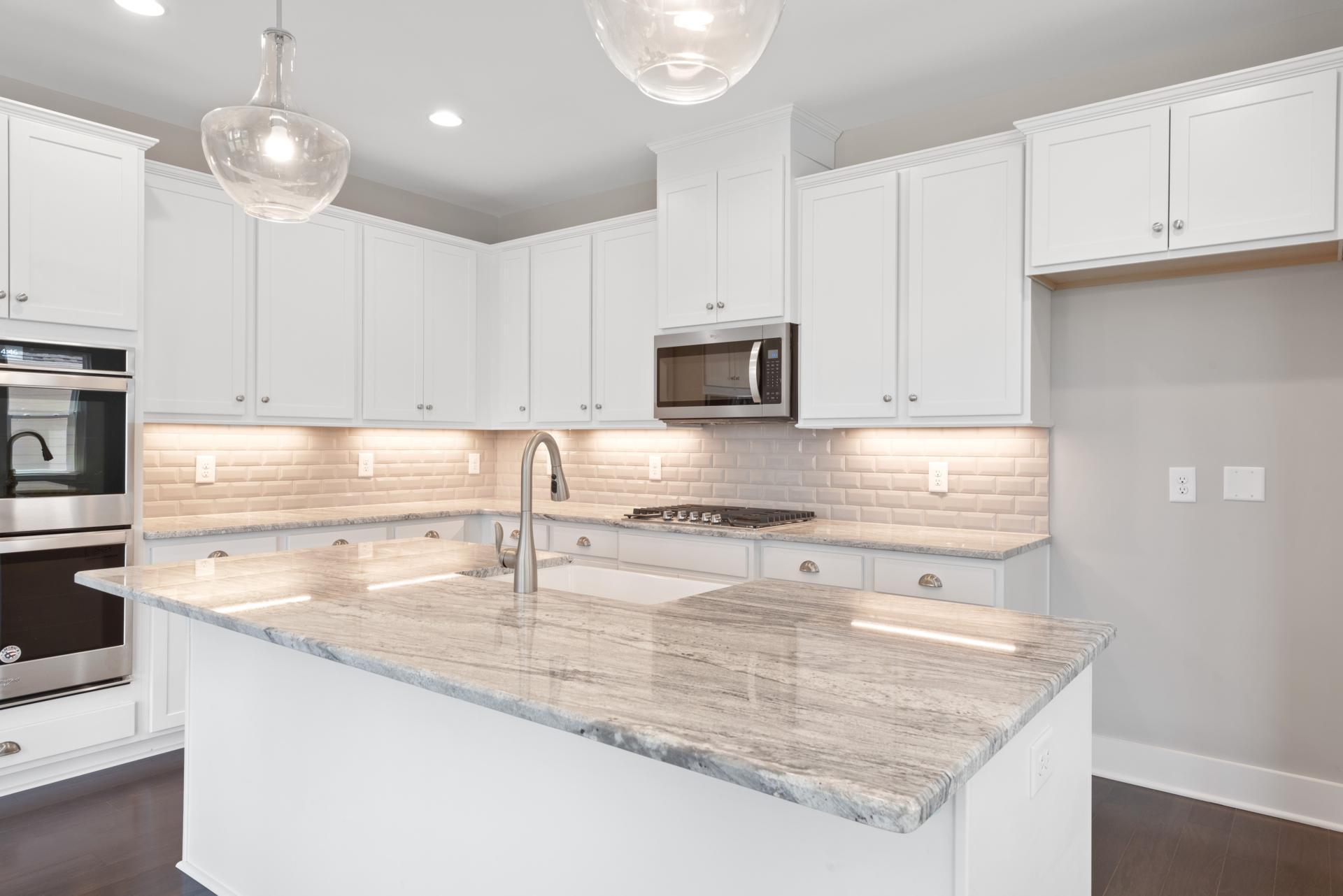 Kitchen featured in the Brookston By Drees Homes in Nashville, TN