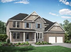 Ash Lawn - Lochridge - The Estates - 95': Holly Springs, North Carolina - Drees Homes