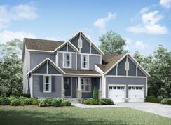 Branford - Lochridge - The Estates - 95': Holly Springs, North Carolina - Drees Homes