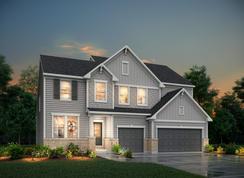 Belleville - The Estates of Columbia Ridge: Columbia Station, Ohio - Drees Homes