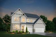 Redfern Reserve by Drees Homes in Cleveland Ohio
