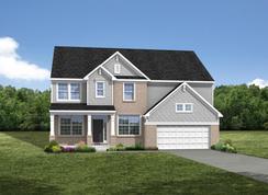 Buchanan - North Ridge Pointe: North Ridgeville, Ohio - Drees Homes