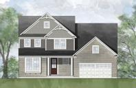 Crocker Woods by Drees Homes in Cleveland Ohio