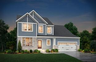 Haley - Crocker Woods: Westlake, Ohio - Drees Homes