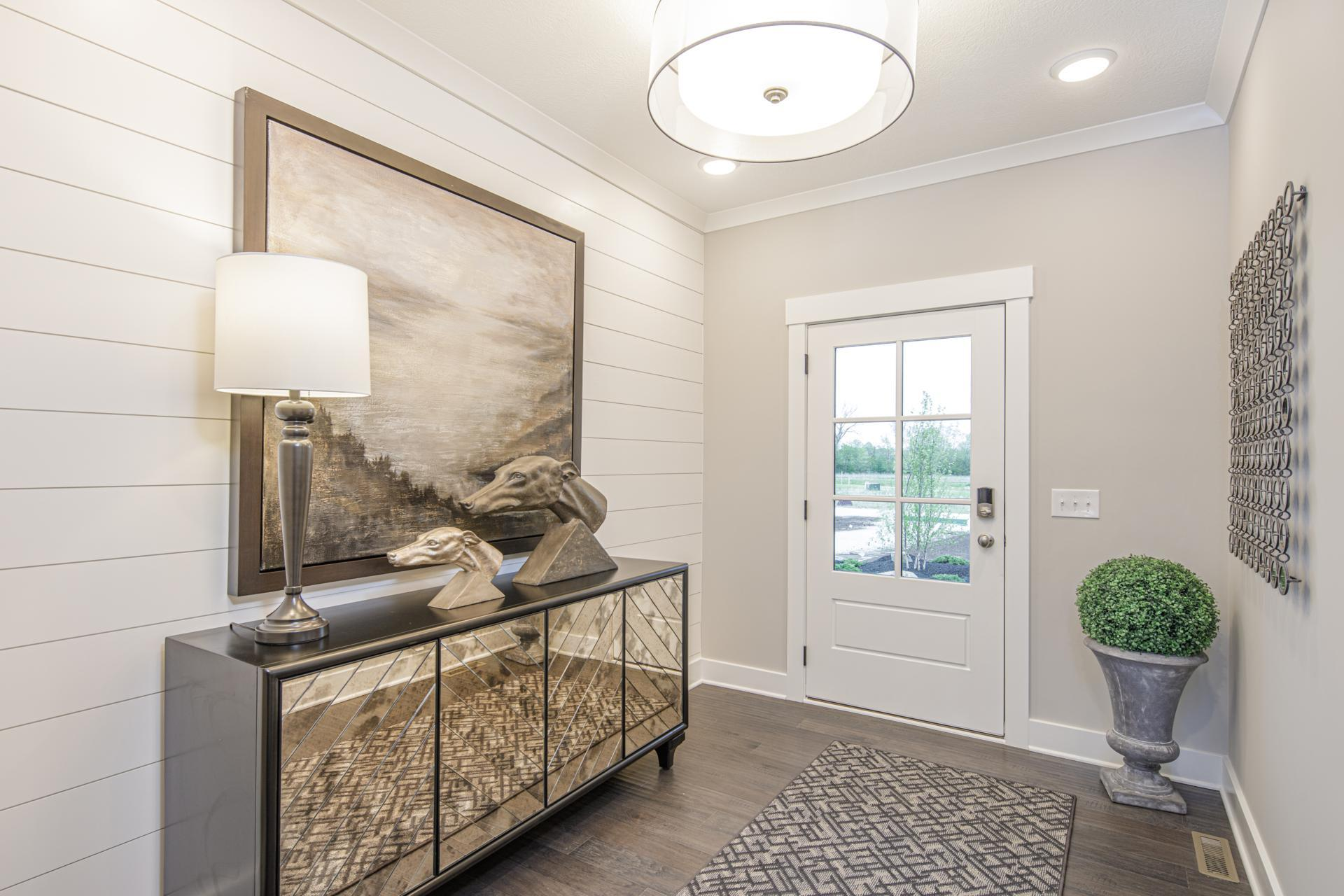 Living Area featured in the Hollister By Drees Homes in Cleveland, OH