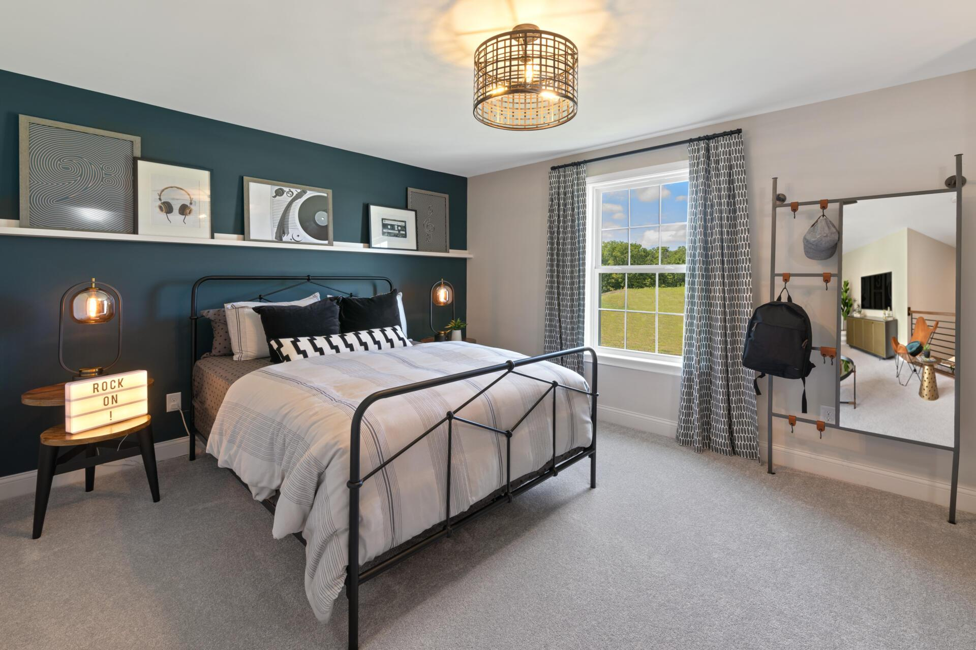 Bedroom featured in the Crestwood By Drees Homes in Cincinnati, OH