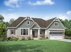 Lyndhurst - Sanctuary Village Estates: Villa Hills, Ohio - Drees Homes