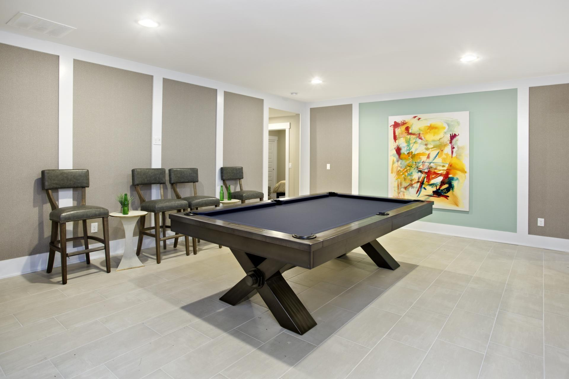 Living Area featured in the Sebastian By Drees Homes in Cincinnati, KY