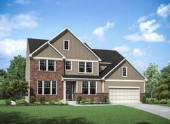 Bennett - Rivers Pointe Estates: Hebron, Ohio - Drees Homes
