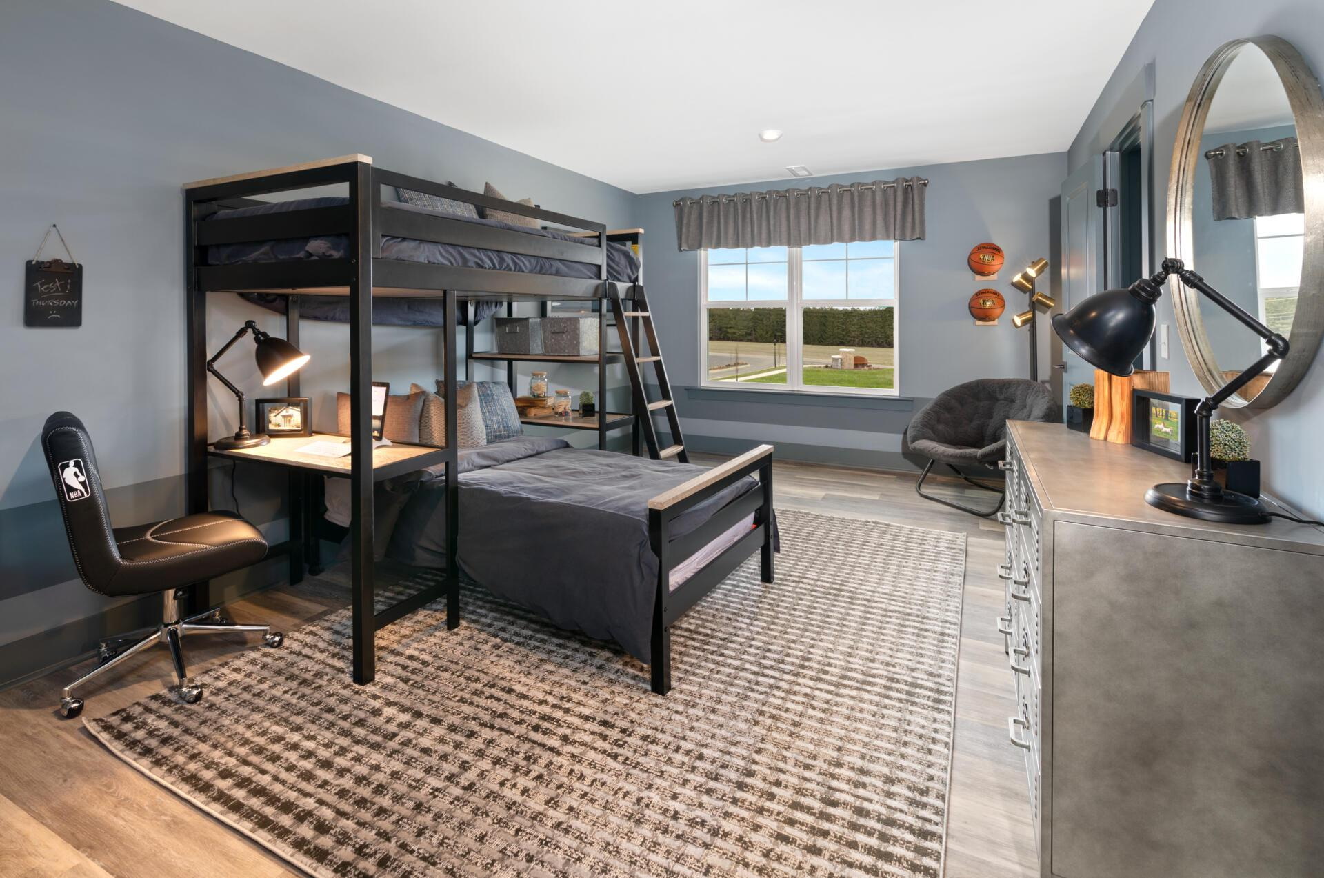 Bedroom featured in the Bennett By Drees Homes in Cincinnati, KY