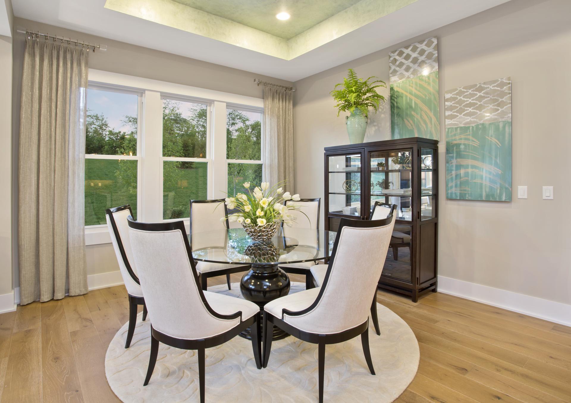 Living Area featured in the Sebastian By Drees Homes in Cleveland, OH