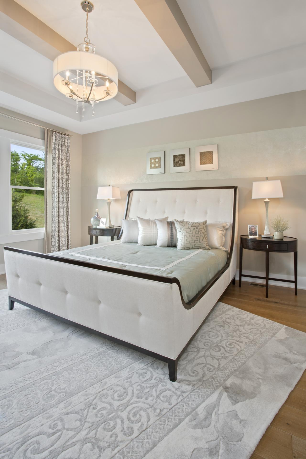 Bedroom featured in the Sebastian By Drees Homes in Cleveland, OH
