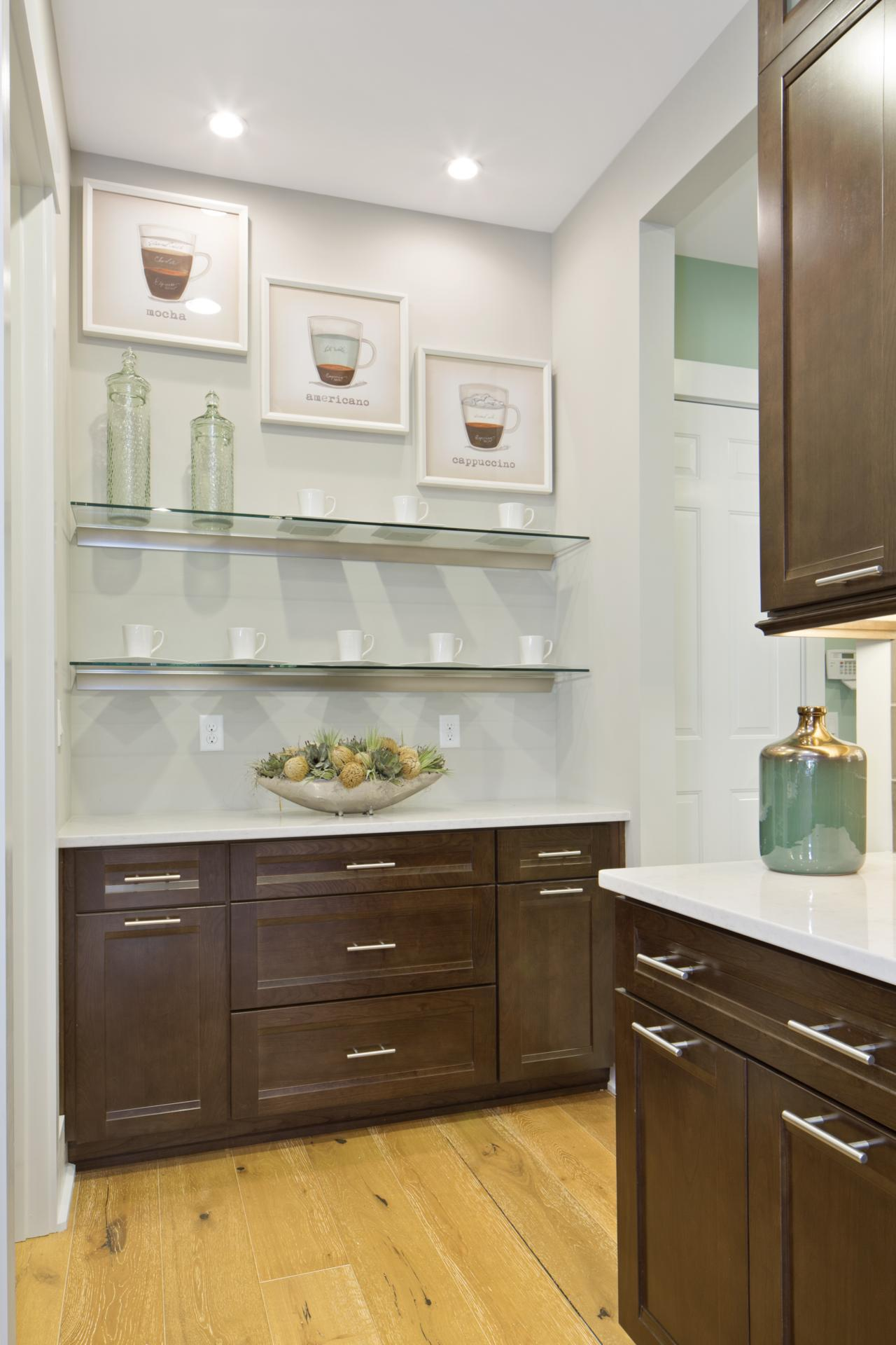 Kitchen featured in the Sebastian By Drees Homes in Cleveland, OH