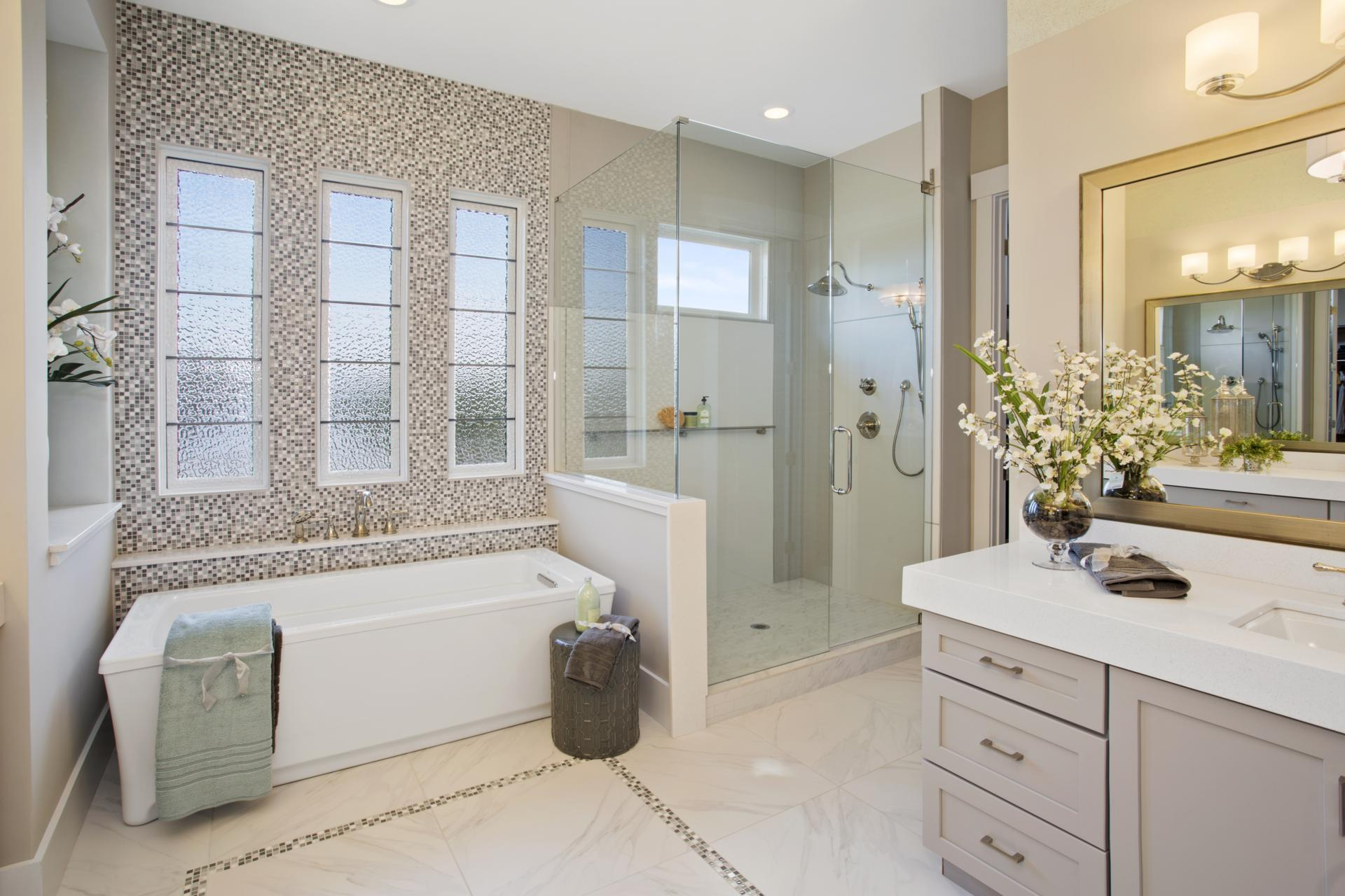 Bathroom featured in the Sebastian By Drees Homes in Cleveland, OH