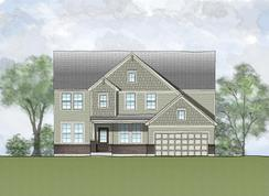 Vanderburgh - Drees On Your Lot: Medina, Ohio - Drees Homes