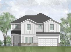 Cormorant - Eagle Landing - Eagle Rock 50': Middleburg, Florida - Drees Homes