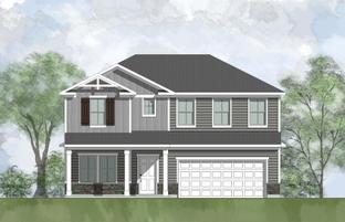 Egret - Grand Oaks - The Grove - 50': Saint Augustine, Florida - Drees Homes