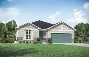 Hilton - Eagle Landing - Eagle Rock 50': Middleburg, Florida - Drees Homes