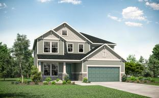 Panther Creek Preserve by Drees Homes in Jacksonville-St. Augustine Florida