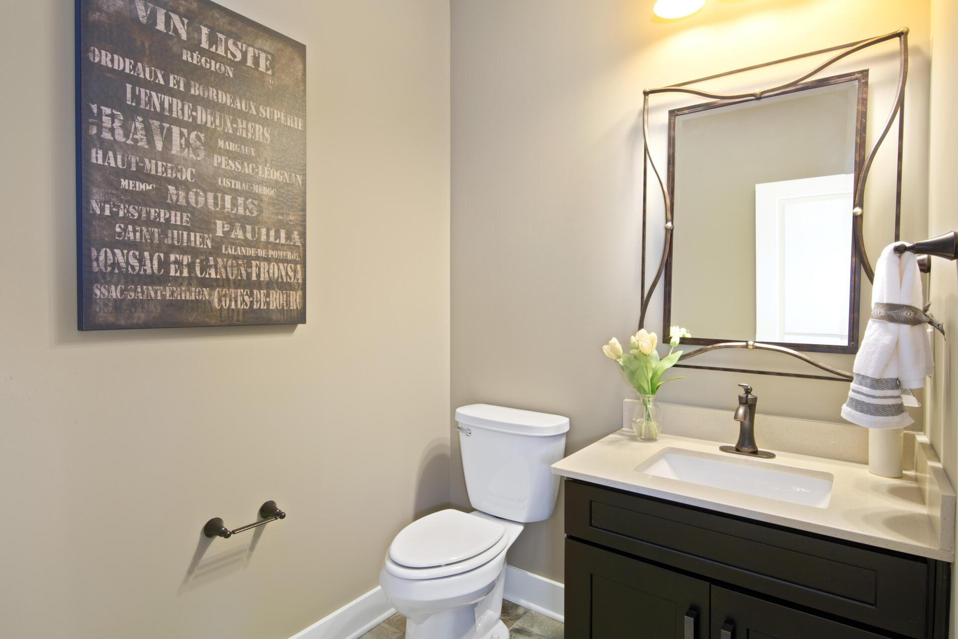 Bathroom featured in the Northwood By Drees Homes in Cleveland, OH