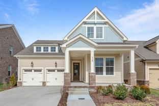 Adeline - Annecy - 55': Nolensville, Tennessee - Drees Homes