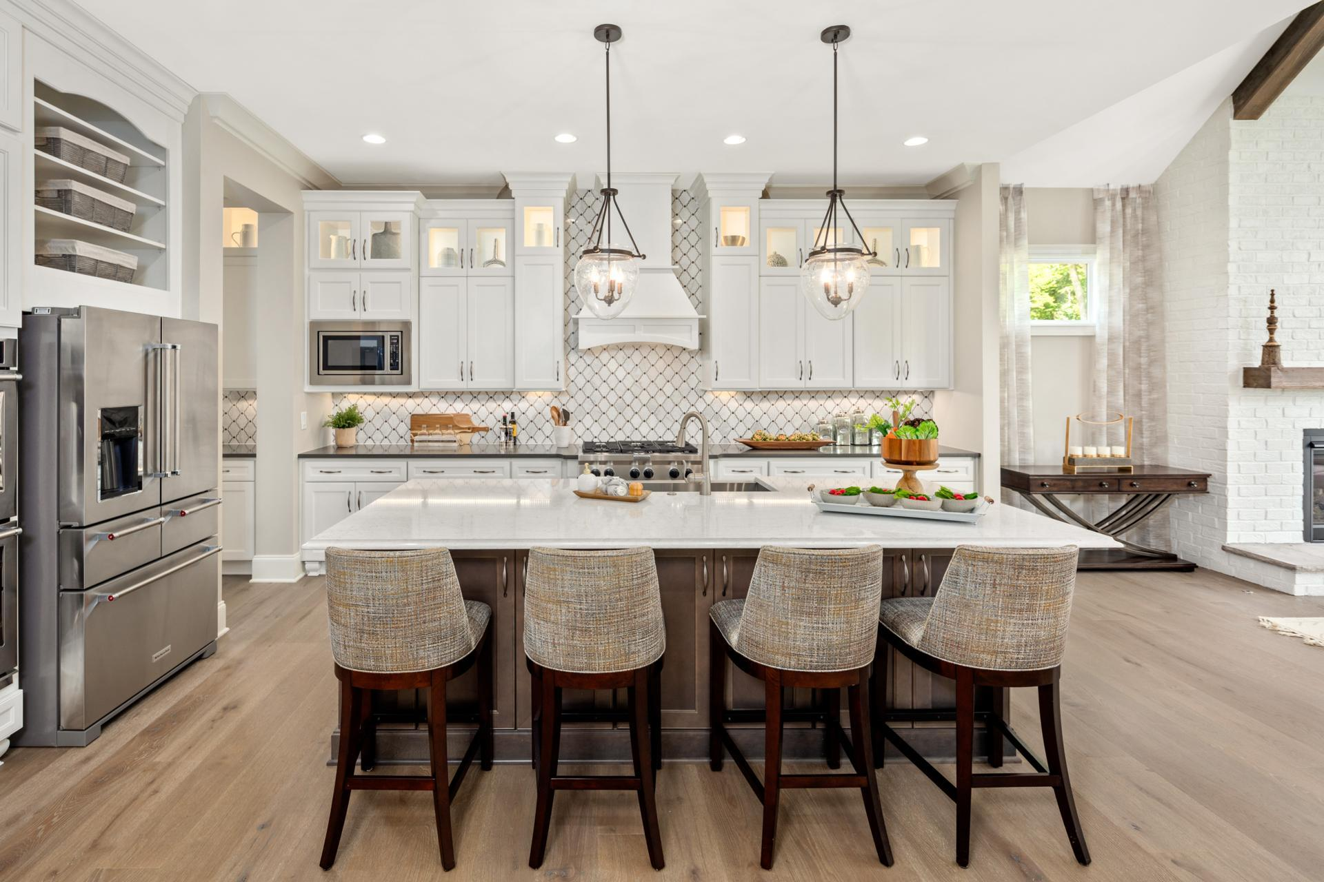 Kitchen featured in the Belterra By Drees Homes in Nashville, TN