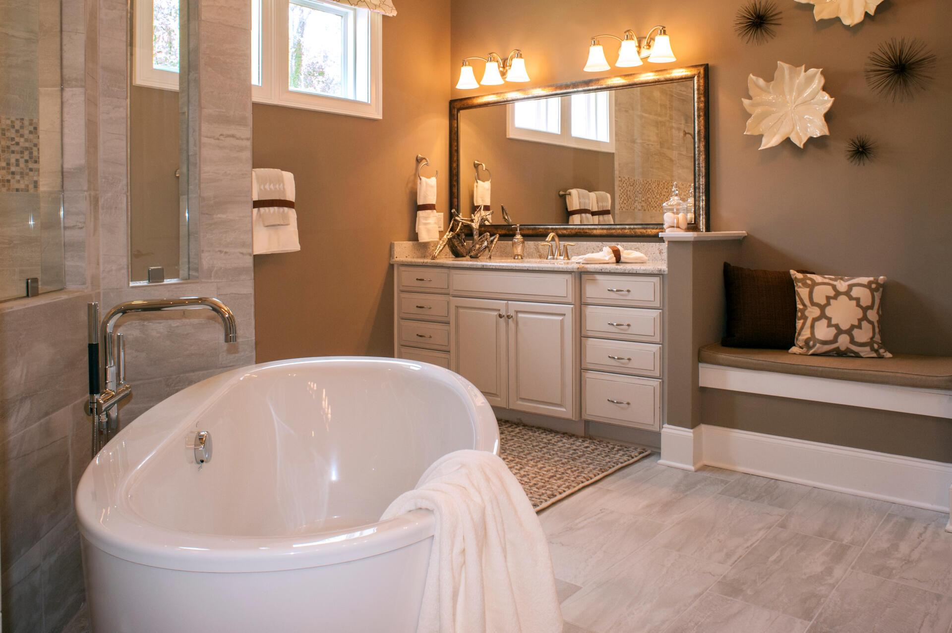 Bathroom featured in the Colinas II By Drees Homes in Nashville, TN
