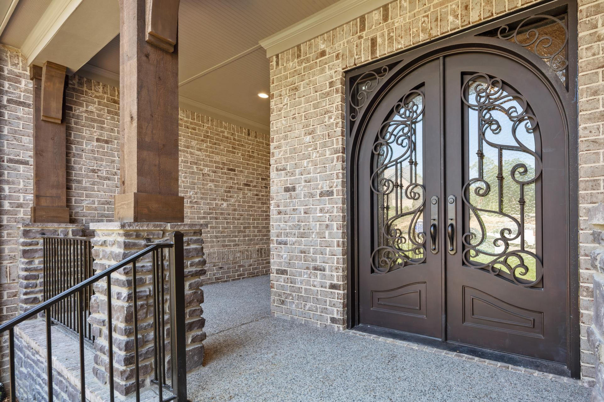 Exterior featured in the Dresden By Drees Homes in Nashville, TN