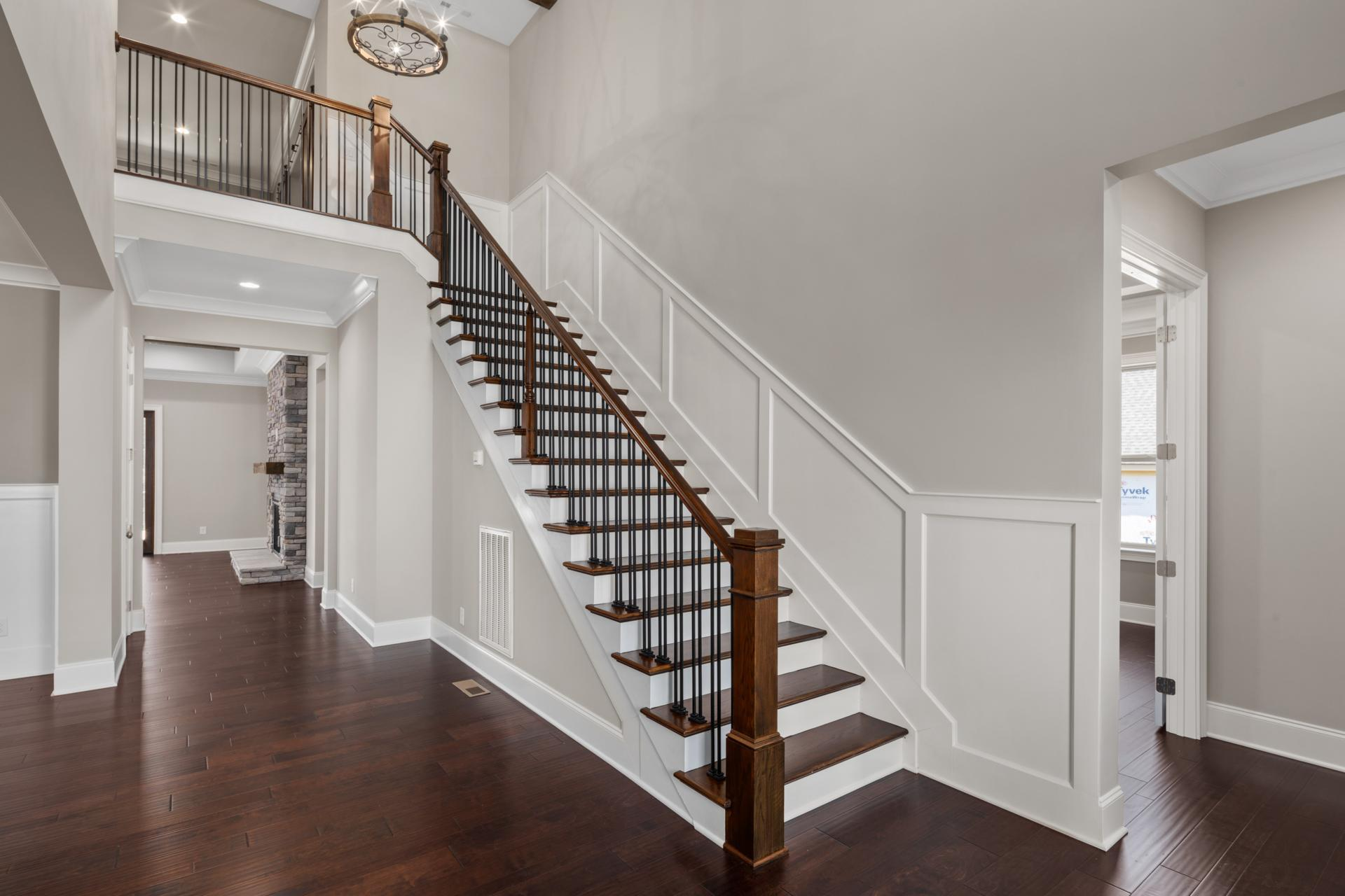 Living Area featured in the Dresden By Drees Homes in Nashville, TN