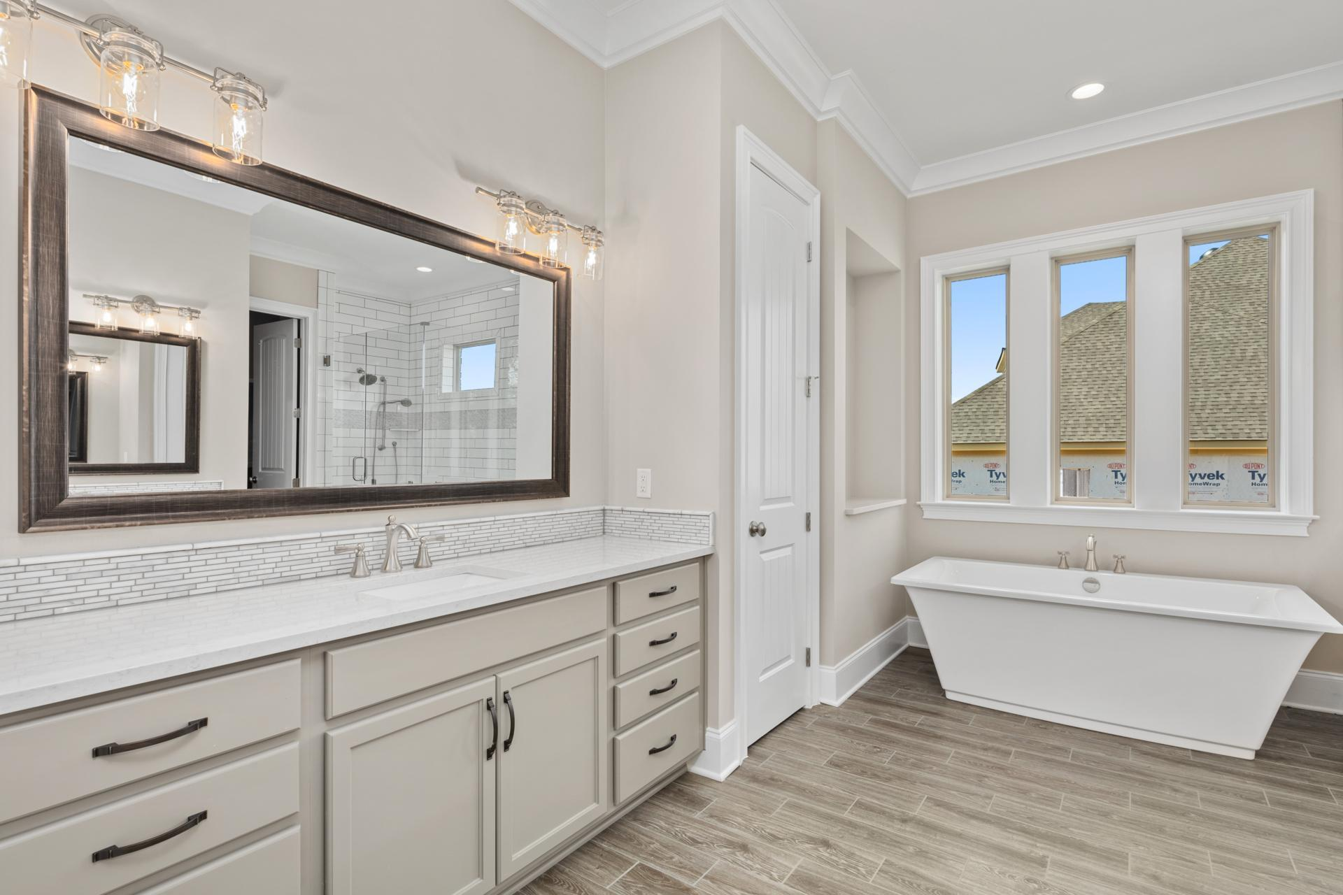 Bathroom featured in the Dresden By Drees Homes in Nashville, TN