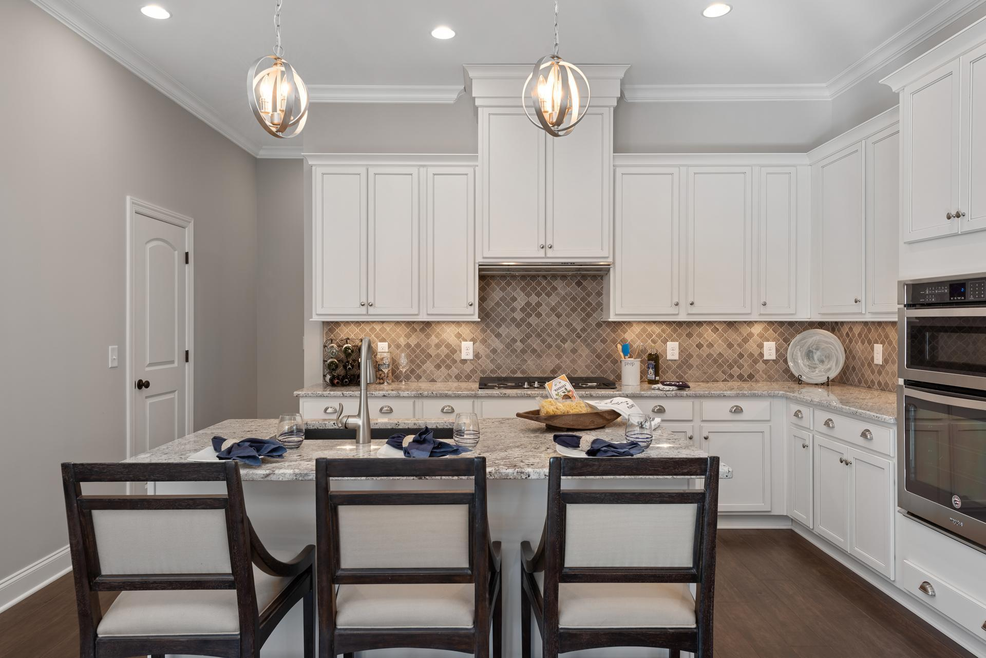 Kitchen featured in the Karey By Drees Homes in Nashville, TN