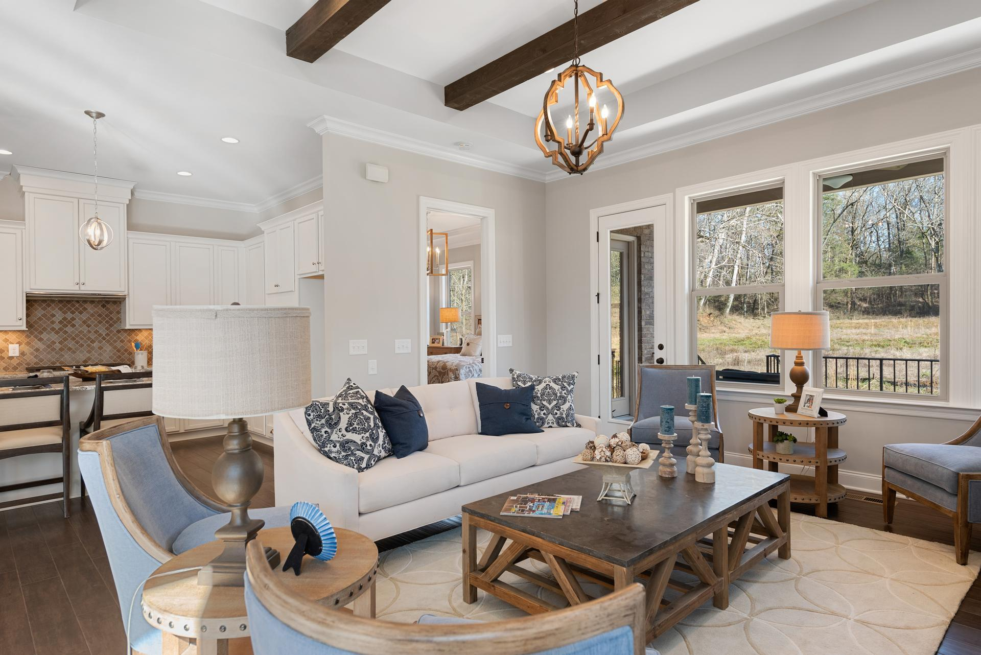 Living Area featured in the Karey By Drees Homes in Nashville, TN