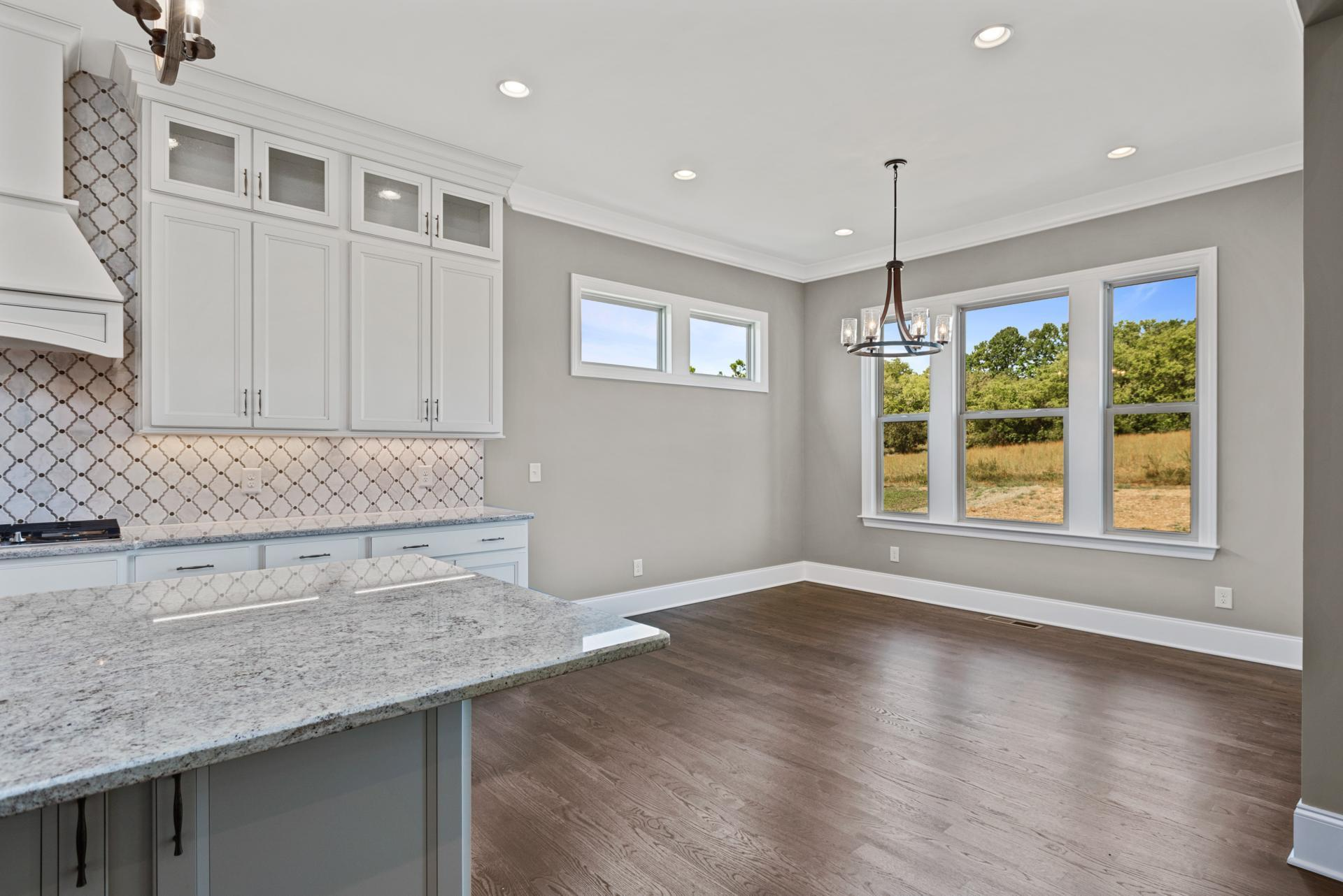 Kitchen featured in the Oakdale By Drees Homes in Nashville, TN