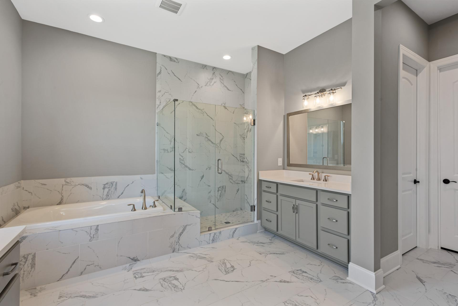 Bathroom featured in the Oakdale By Drees Homes in Nashville, TN