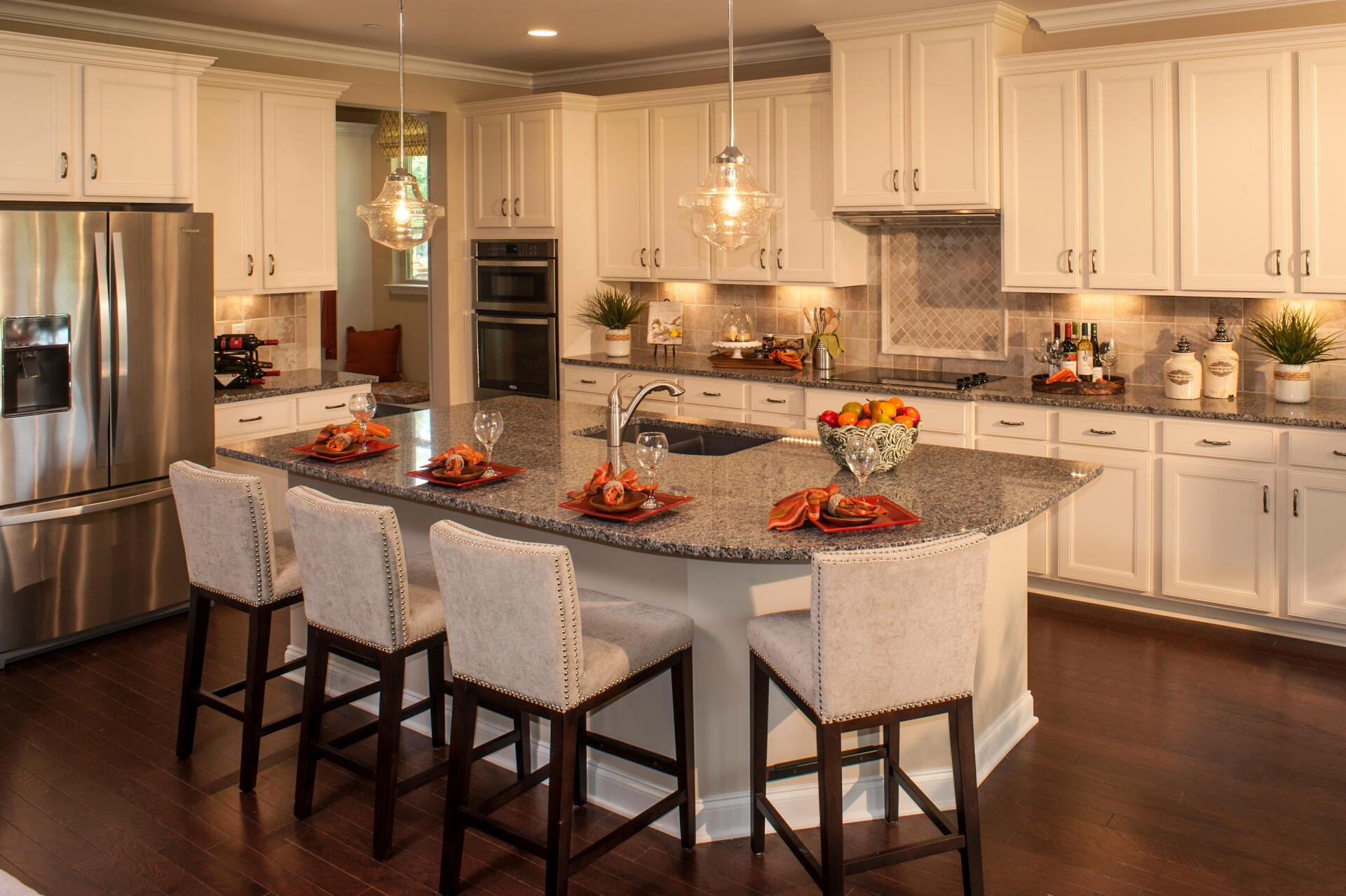 Kitchen featured in the Woodbury By Drees Homes in Nashville, TN