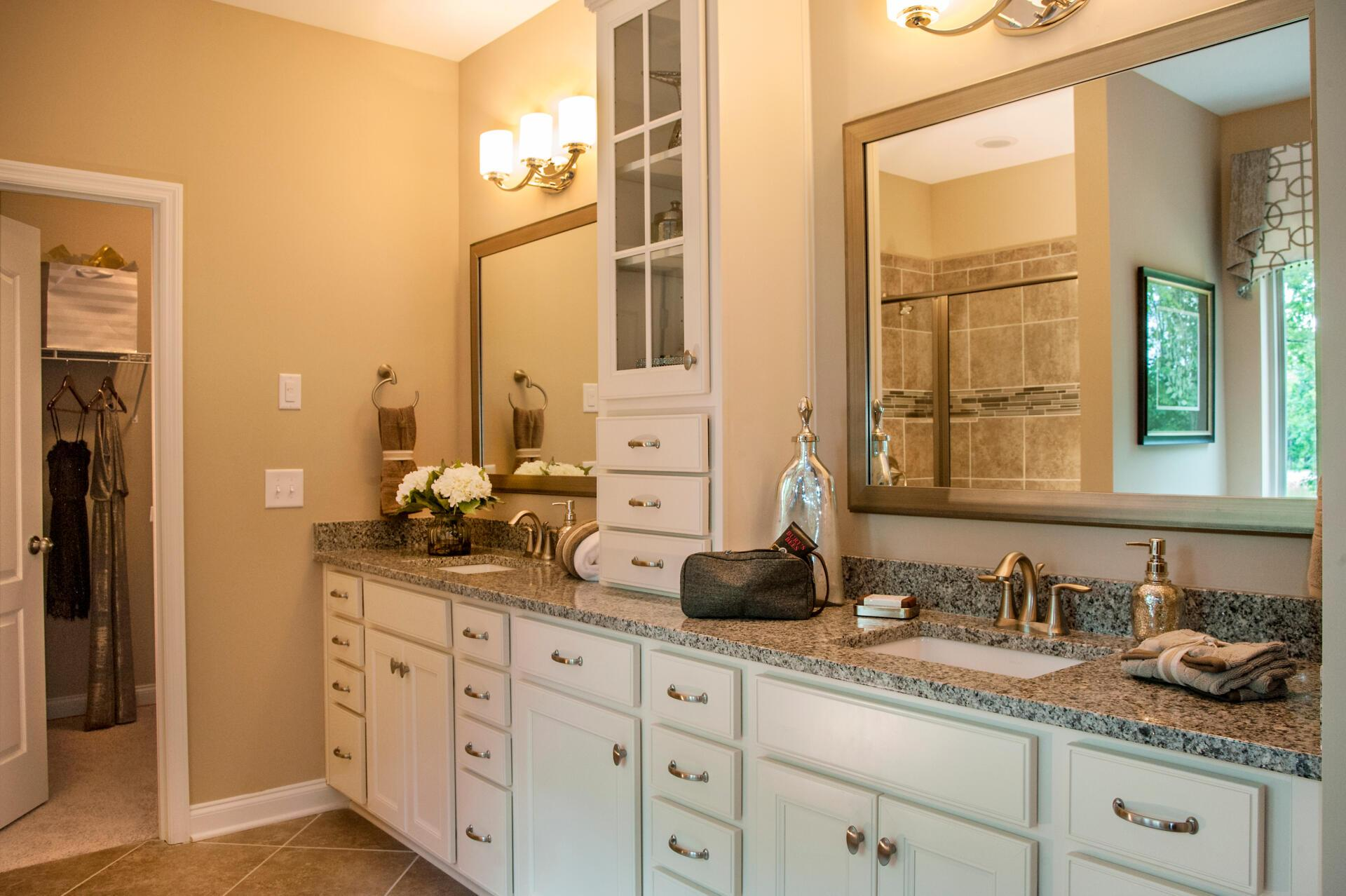 Bathroom featured in the Woodbury By Drees Homes in Nashville, TN