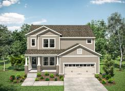 Woodland - Build On Your Lot - Nashville: White House, Tennessee - Drees Homes