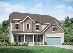 Buchanan - Grand Oaks - The Bluffs - 60': Saint Augustine, Florida - Drees Homes