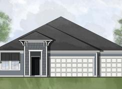Grayton - Oakland Hills at Eagle Landing: Middleburg, Florida - Drees Homes