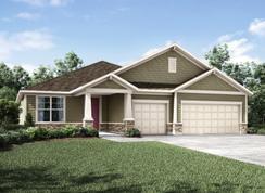 San Pablo - Grand Oaks - The Bluffs - 60': Saint Augustine, Florida - Drees Homes