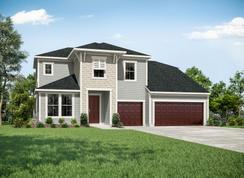 Sumlin - Grand Oaks - The Bluffs - 60': Saint Augustine, Florida - Drees Homes