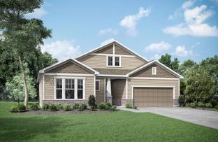 Vilano - Grand Oaks - The Bluffs - 60': Saint Augustine, Florida - Drees Homes