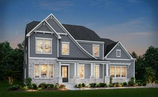 The Preserve at Ironstone by Drees Homes in Indianapolis Indiana