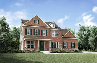 Monticello - Tallyn Ridge Estates: Frederick, Maryland - Drees Homes