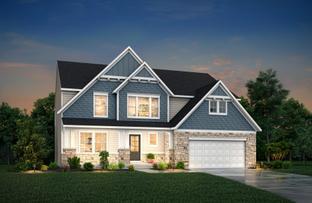 Alden - Baker Creek Estates: Columbia Station, Ohio - Drees Homes