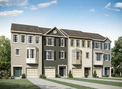 Avon - New Post Townhomes: Fredericksburg, District Of Columbia - Drees Homes